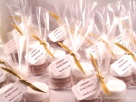 Naturally Susan's Chocolate and Oatmeal Facial Mask Minis Favors