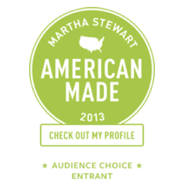 Martha Stewart American Made 2013 Nominee